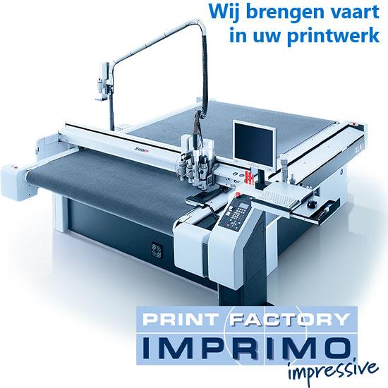 Wij brengen vaart in uw printwerk